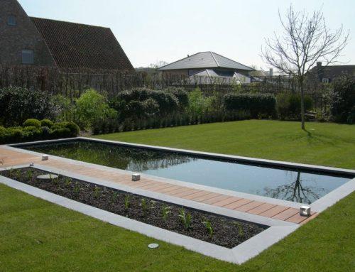 Zwemvijver te Sint-Andries (Brugge)