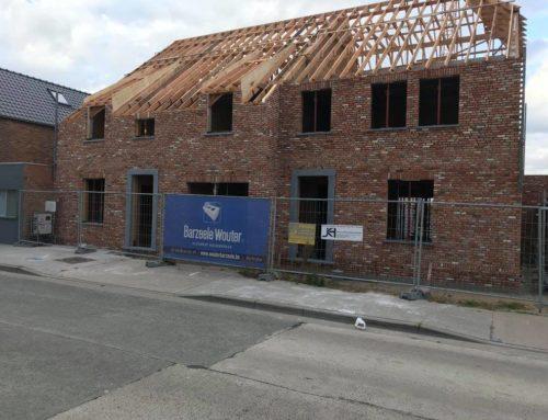 2 Nieuwbouwwoningen te Zerkegem