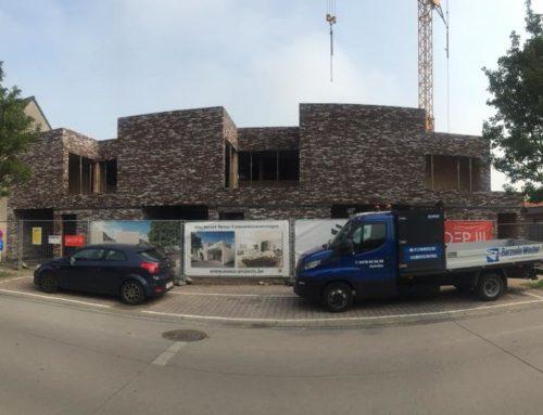 3 Nieuwbouwwoningen te Zandvoorde (Oostende)
