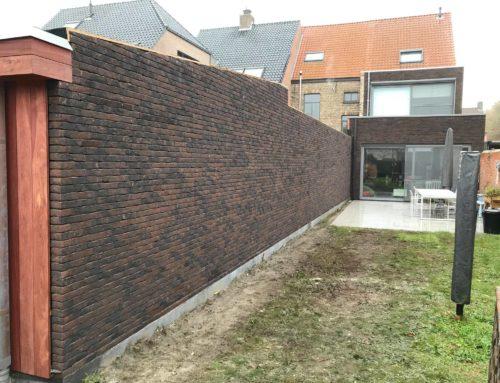 Verbouwing te Brugge (Sint-Andries)