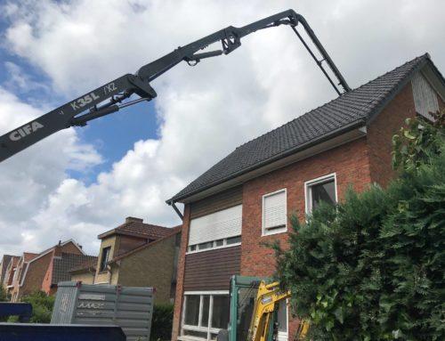 Verbouwing – Uitbreiding van woning te Brugge